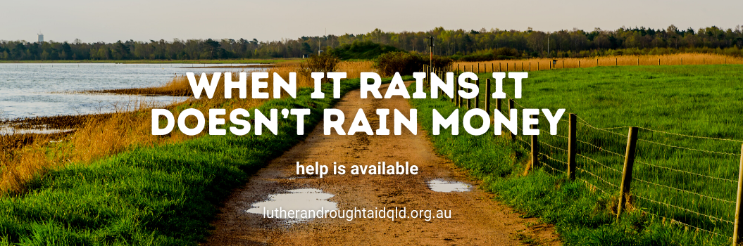 Lutheran Drought Aid Queensland
