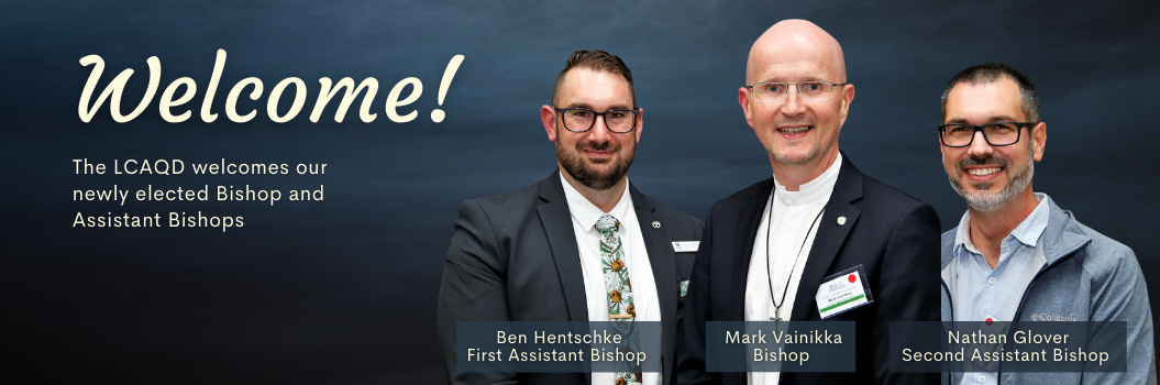 Bishop & Assistant Bishops
